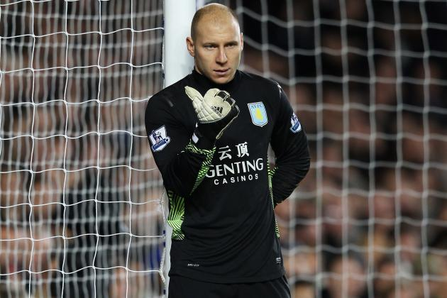 Chivas USA: Brad Guzan Signs Six-Month Loan Deal from Aston Villa?