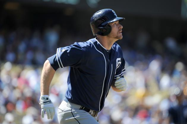 Philadelphia Phillies Trade Rumors: Pursuing the Padres' Chase Headley?