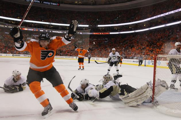 NHL Free Agency 2012: Philadelphia Flyers Must Focus on Re-Signing Jakub Voracek