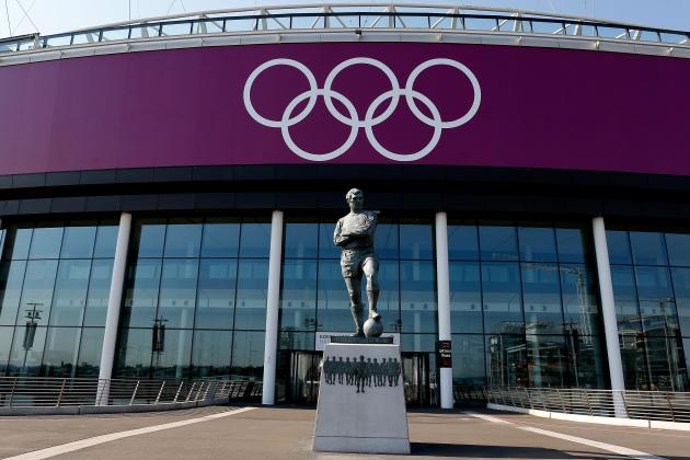 2012 Olympics: UK Athlete Hype, Concerns Build in Host Country