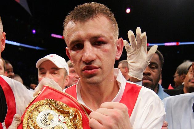Tomasz Adamek: Can Adamek Compete with the Klitschko Brothers?