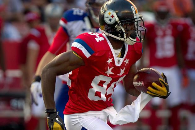 2012 Fantasy Football Profile and Projection: Steelers WR Antonio Brown