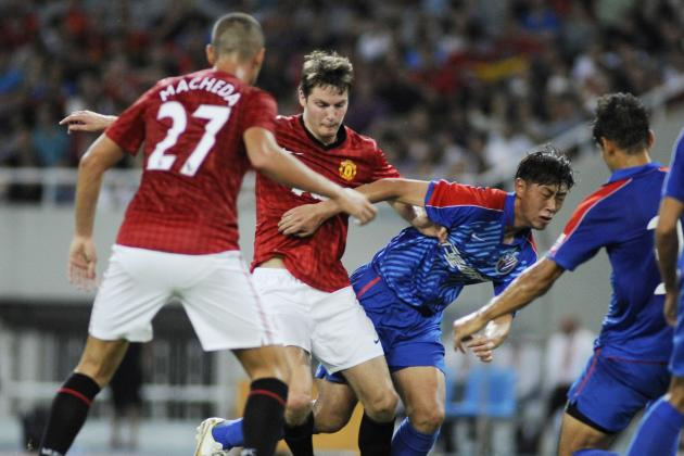 Nick Powell: Why Manchester United Signing Could Be the Next Michael Carrick