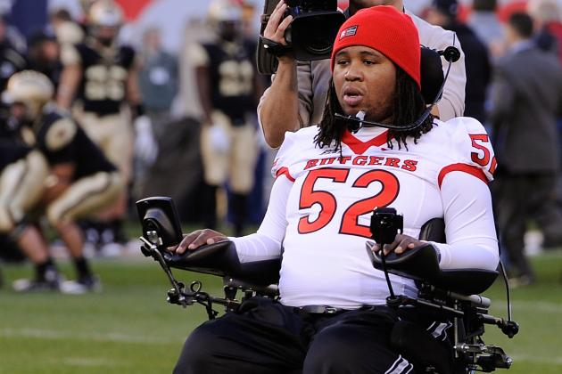 Eric LeGrand Retires: Buccaneers' Recent Signee Announces Retirement