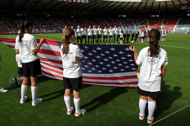 USA vs. Colombia Olympic Women's Soccer: Start Time, Stream, TV Info & Preview