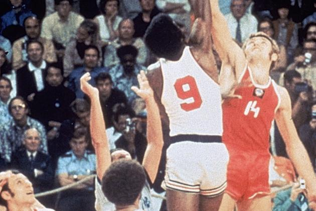Trying to Right an Olympic Hoops Wrong 40 Years Later