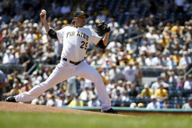 Pirates Trade Rumors: Bucs Would Be Wise To Package Kevin Correia to Add a Bat