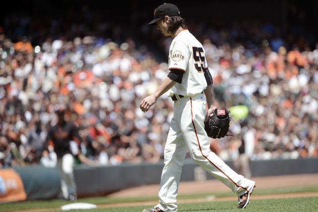 Lincecum's Struggles Continue As Giants Blow Another Opportunity To Sweep