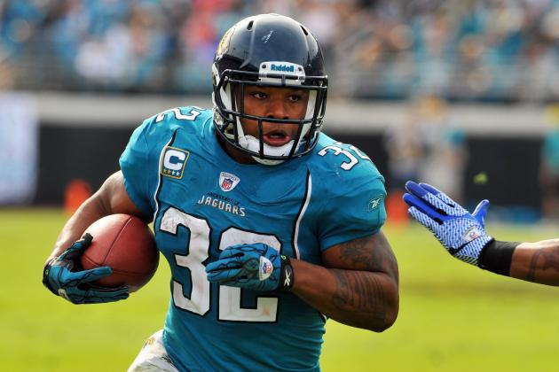 Maurice Jones-Drew Is Not Reporting to Jaguars' Camp, Which Can't End Well