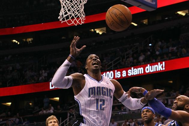 Dwight Howard: Orlando Magic Fans Deserve to See D12 Leave Town
