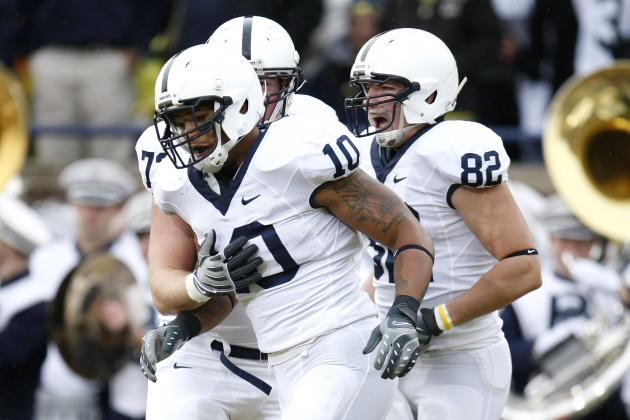 Penn State Football: Bill O'Brien's Idea of Changing Up Uniforms Is Golden