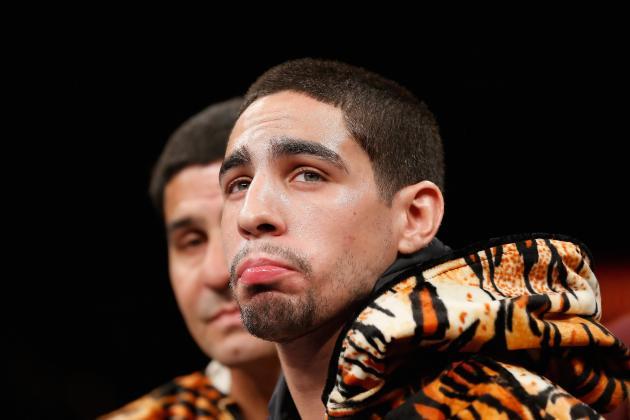 Danny Garcia vs. Erik Morales II, Amir Khan Left Without a Foe