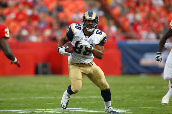 Lance Kendricks' Development Will Parallel St. Louis Rams' Offensive Success