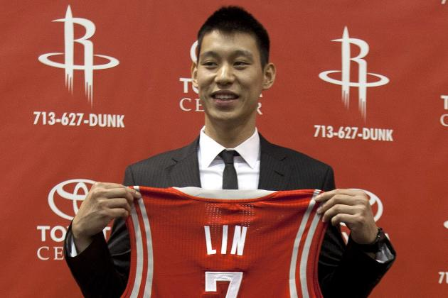 Jeremy Lin: Bold Predicitions for Houston Rockets New Star Next Season