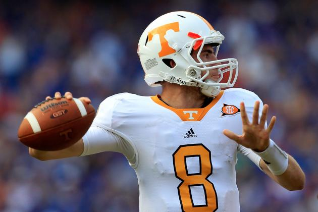 Is Tyler Bray the Next Blaine Gabbert?