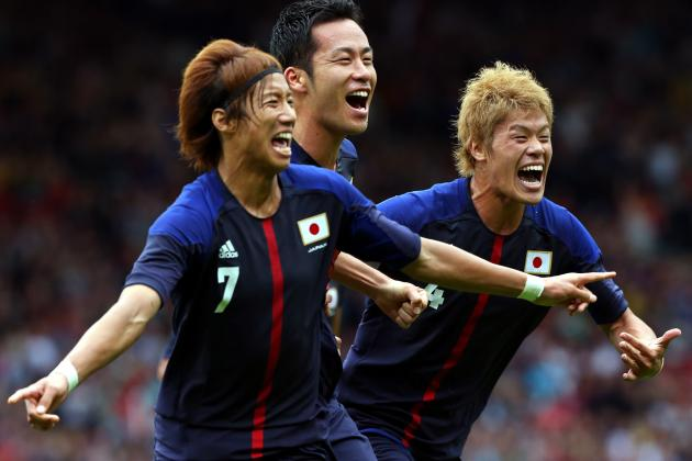 Japan Olympic Soccer Team 2012: Analyzing Gold Medal Chances After Win vs Spain