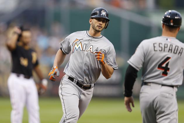 Justin Ruggiano Will Provide Speed for Miami Marlins, Fantasy Baseball Owners