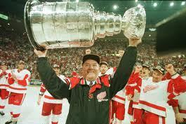Wings to Announce Soon That Scotty Bowman Will Coach
