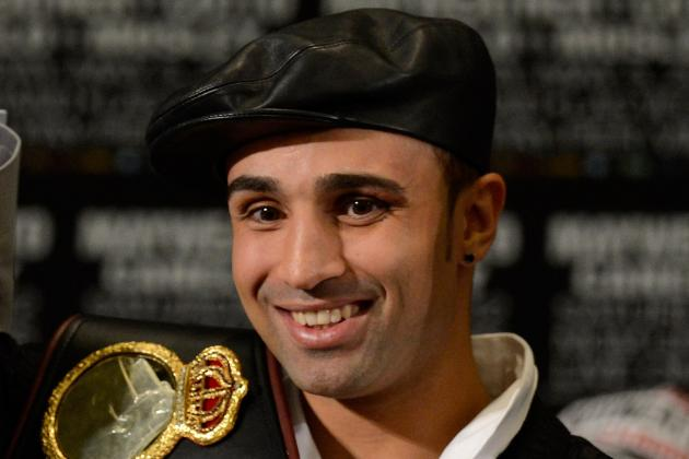 Malignaggi to Fight Cano, Awaiting Mystery Megafight