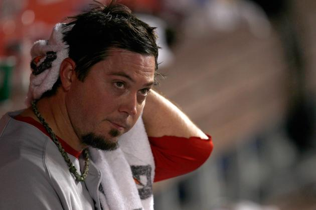 Boston Red Sox: The Josh Beckett Act Is Wearing Thin