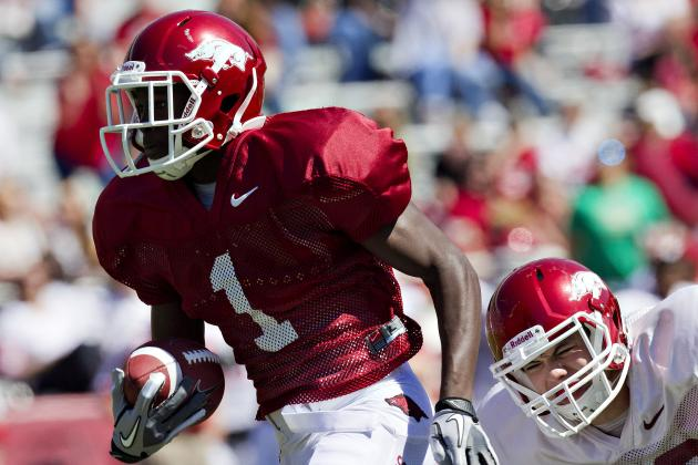Arkansas Football: Loss of WR Marquel Wade Hurts the Razorback Offense