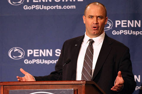Bill O'Brien Offers Strong Words at B1G Media Days Despite Saying Very Little