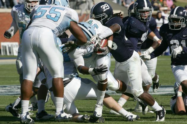 Southern Conference Football Preview 2012 (Part 1 of 2)