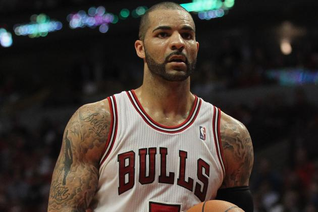 Chicago Bulls: Derrick Rose's Injury Gives Carlos Boozer Chance to Shine