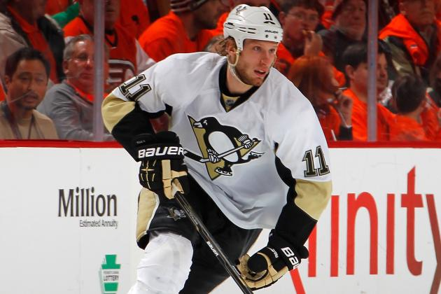 The Departed - Jordan Staal - 07-26-12