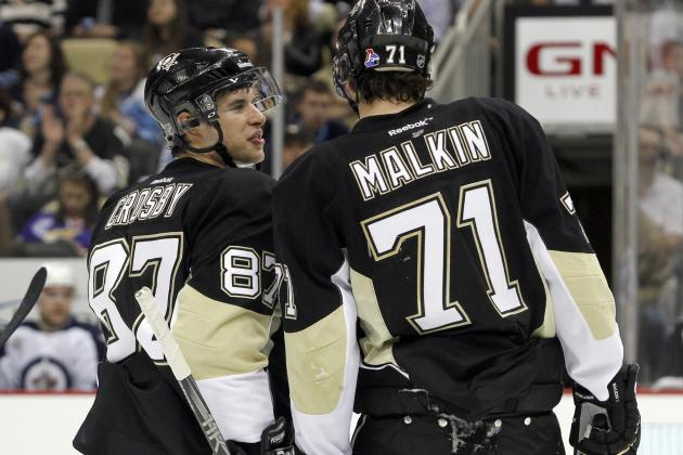 Do Crosby and Malkin Even Need Scoring Help?
