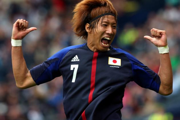 Olympic Soccer Scores 2012: Updated Results from Early Prelim Action