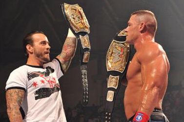 John Cena and CM Punk as a Heel Tag Team: Why It's WWE Gold