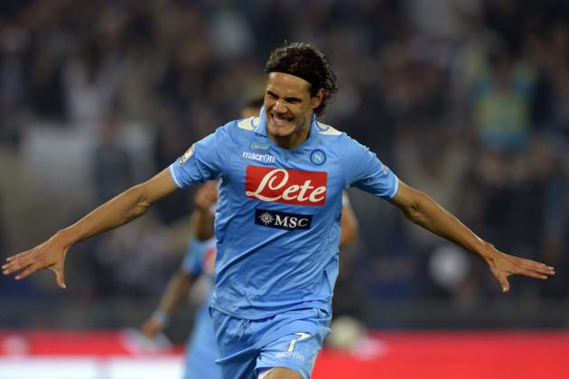Chelsea Transfer News: Robbery Won't Help Blues Land Napoli's Edinson Cavani