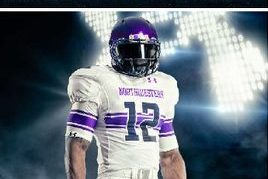 Northwestern Gets a New Look