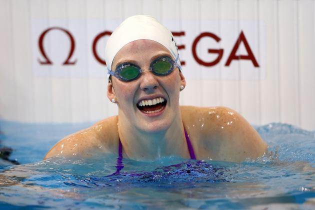 Olympics Swimming 2012: Best Events for Top American Swimmers