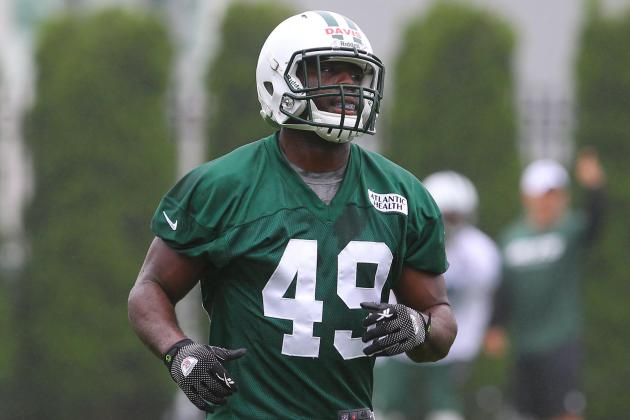 Hamstring Injury Will Slow Down Development of Jets 3rd-Round LB Demario Davis
