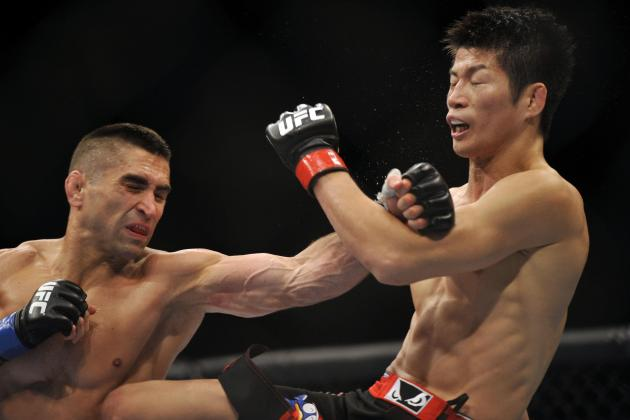 Ricardo Lamas Looks to Go from Underdog to UFC Champion