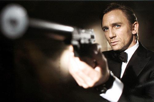 London Opening Ceremony 2012: Daniel Craig Would Be Perfect as Final Torchbearer