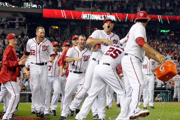 Washington Nationals: Franchise Tries to Turn Clocks Back to 1994 for First Time