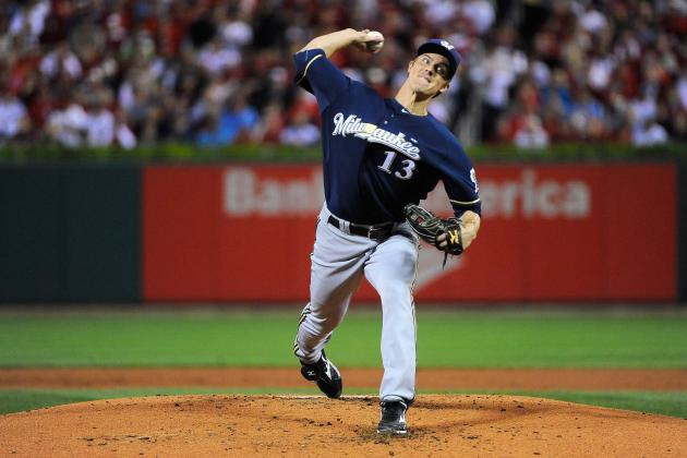 White Sox Trade Rumors: Brewers GM Says Zack Greinke Will Be Traded