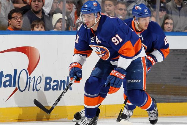 John Tavares and Travis Hamonic Are the Newest Islanders to Hit Twitter