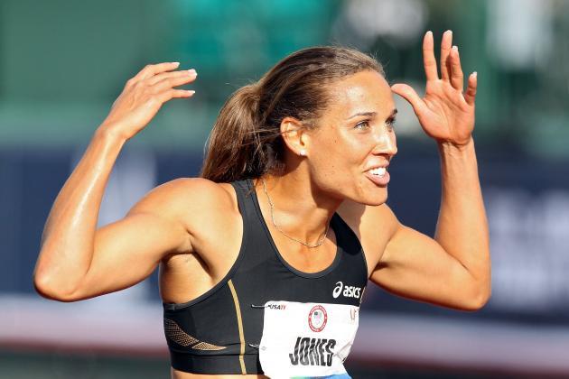 Lolo Jones: 3 Things We'd Love to See Olympic Hurdler Accomplish