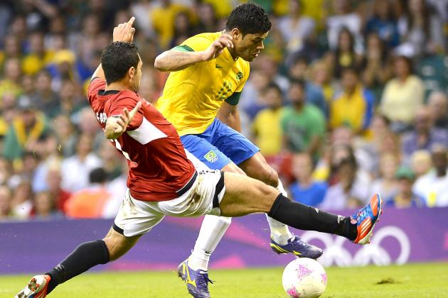Brazil vs. Egypt Olympic Soccer: Score, Twitter Reaction and Analysis