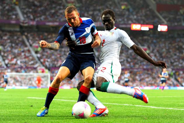 Great Britain vs. Senegal Olympic Soccer: Score, Twitter Reaction and Analysis