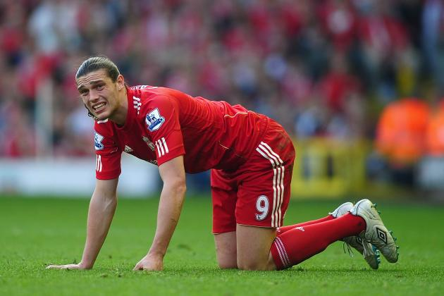 Transfer News: West Ham Make Major Move for Liverpool's Andy Carroll