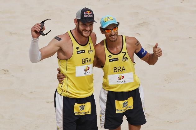 Olympic Beach Volleyball 2012: Which Teams Present Biggest Challenge?