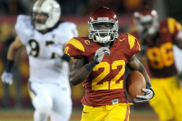 2012 All Pac-12 Picks for Running Backs: Where Are Curtis McNeal and USC?