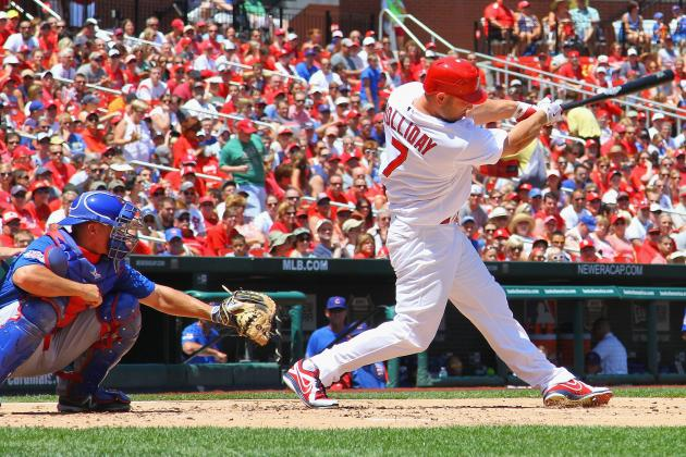 Cardinals vs. Dodgers: St. Louis Beats LA  7-4 to Complete 6-1 Homestand