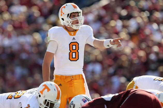 Tennessee Football: Will Tyler Bray Realistically Contend for Heisman Trophy?