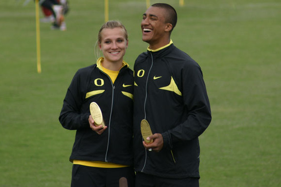 Asthon Eaton's Girlfriend: Pics of Decathlete's Olympic Fiance Brianne Theisen